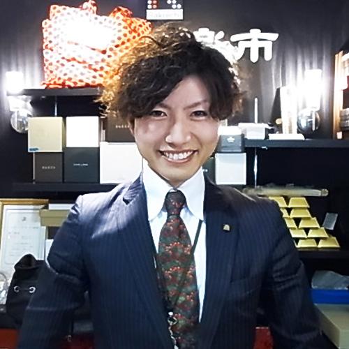 赤羽店店長